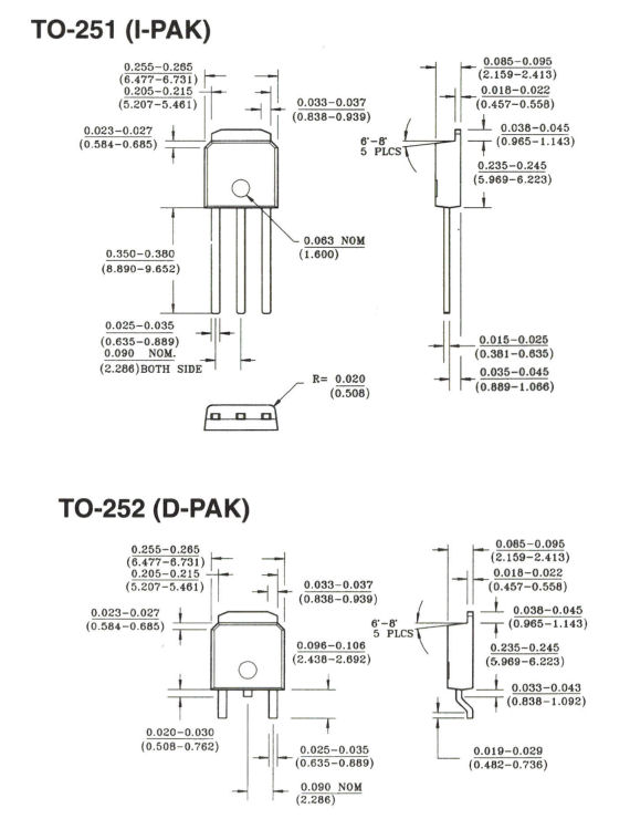 Transistor 2SB908 TO-251
